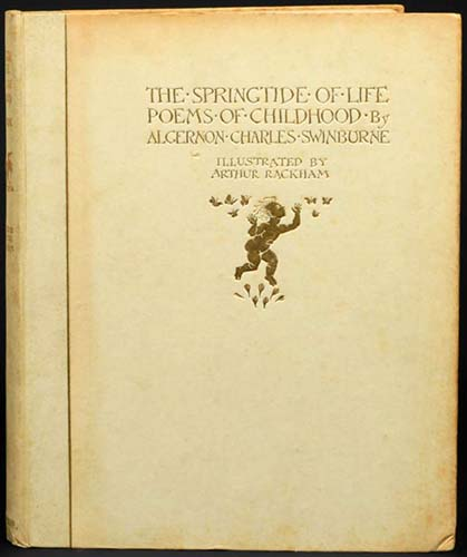 Poems Childhood - Arthur Rackham 1918
