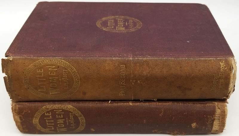 Little Women - Louisa M. Alcott 1870