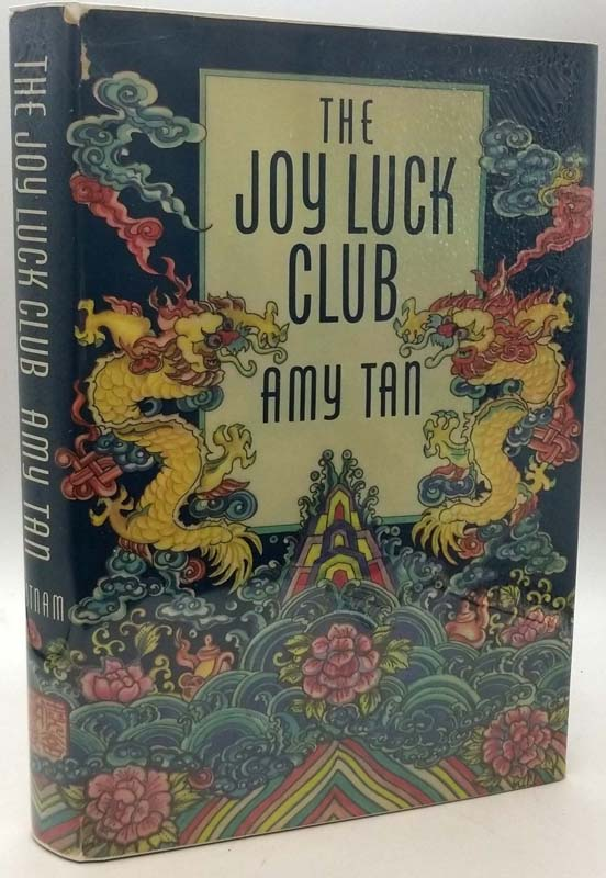 The Joy Luck Club - Amy Tan 1989