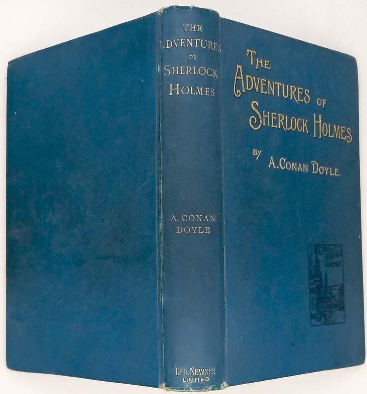 A. Conan Doyle - Adventures of Sherlock Holmes 1895