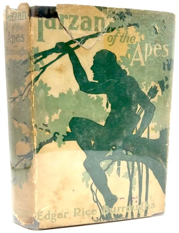 Tarzan of the Apes - Edgar Rice Burroughs