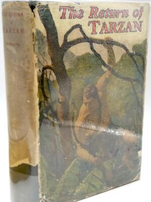 The Return of Tarzan - Edgar Rice Burroughs 1914