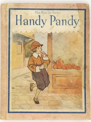 Handy Pandy - Blanche Fisher Wright 1914