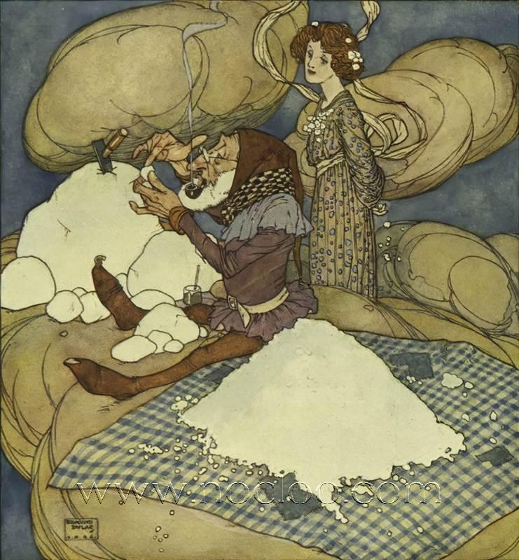 dulac fairies05