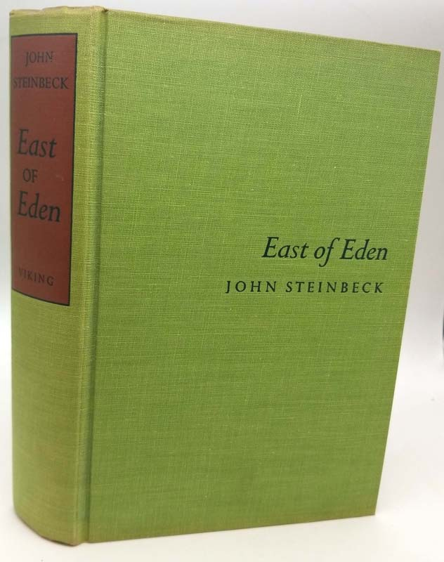 John Steinbeck - East of Eden 1st edition