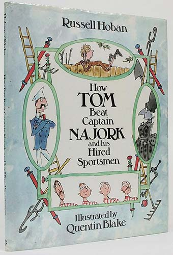 How Tom Beat Captain Najork and His Hired Sportsmen - Quentin Black 1974