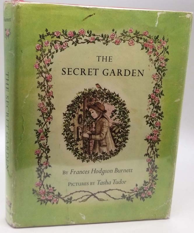 Secret Garden - Tasha Tudor