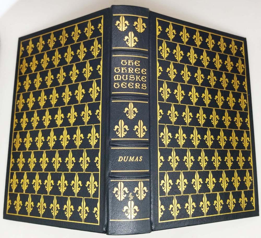 Three Musketeers - Alexandre Dumas   Easton Press 1978