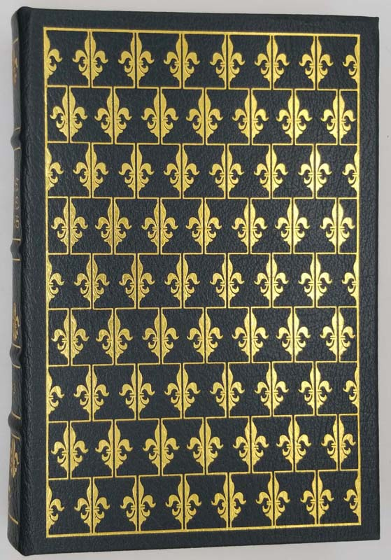 Three Musketeers - Alexandre Dumas - Easton Press
