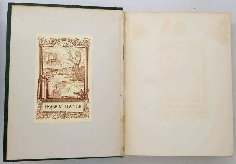 Irish Fairy Tales - Arthur Rackham 1920