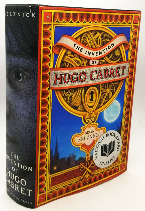 The Invention of Hugo Cabret - Brian Selznick 2007