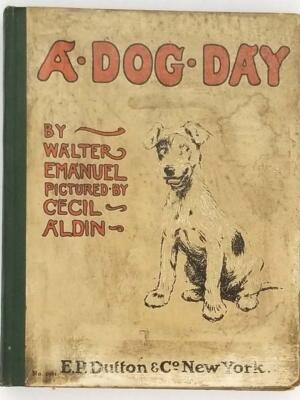 A Dog Day - Cecil Aldin 1902
