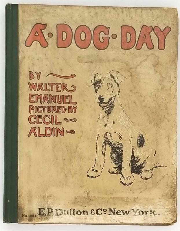 A Dog Day - Cecil Aldin 1902
