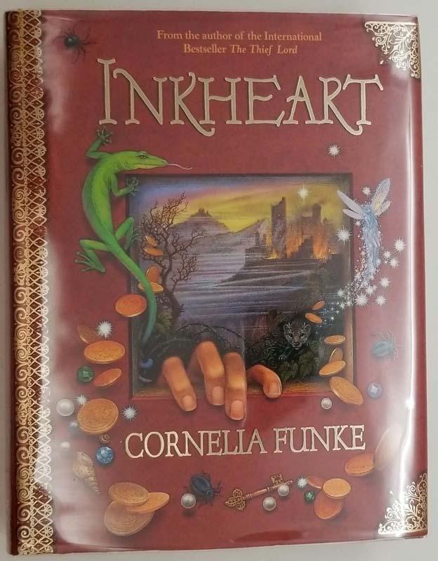 Inkheart - Cornelia Funke 2003