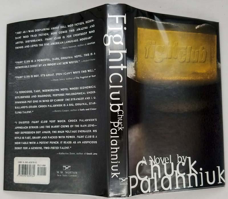 Fight Club - Chuck Palahniuk 1996