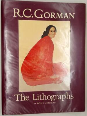 R. C. Gorman - The Lithographs