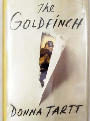 The Goldfinch - Donna Tartt 2013 | 1st Edition