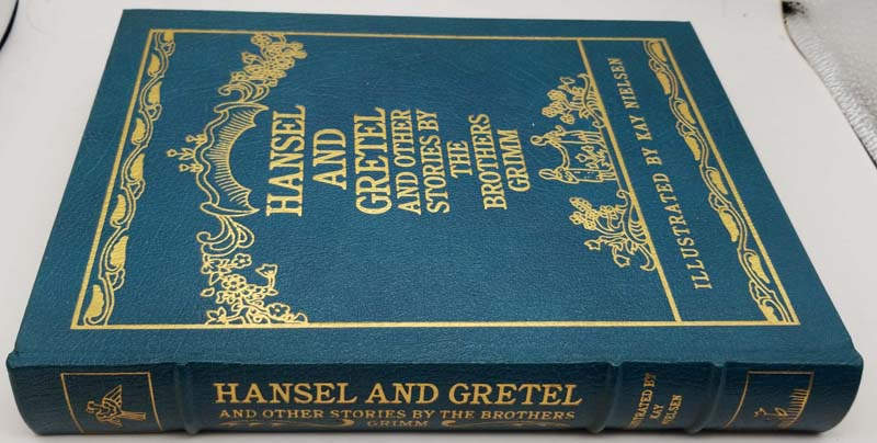 Hansel and Gretel - Brother Grimm, Illustrated by Kay Nielsen - Easton Press