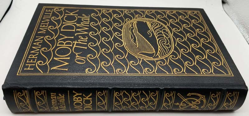 Moby Dick - Herman Melville - Easton Press