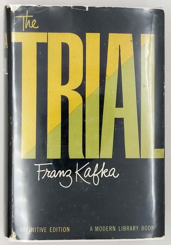 The Trial - Frank Kafka 1959