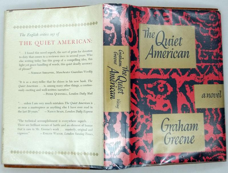 The Quiet American - Graham Greene 1st US Edition 1956