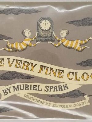 The Very Fine Clock - Edward Gorey 1968