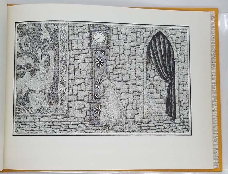 The Very Fine Clock - Edward Gorey 1968