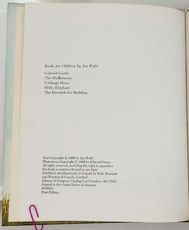 Cobweb Castle - Wahl/ Gorey 1968