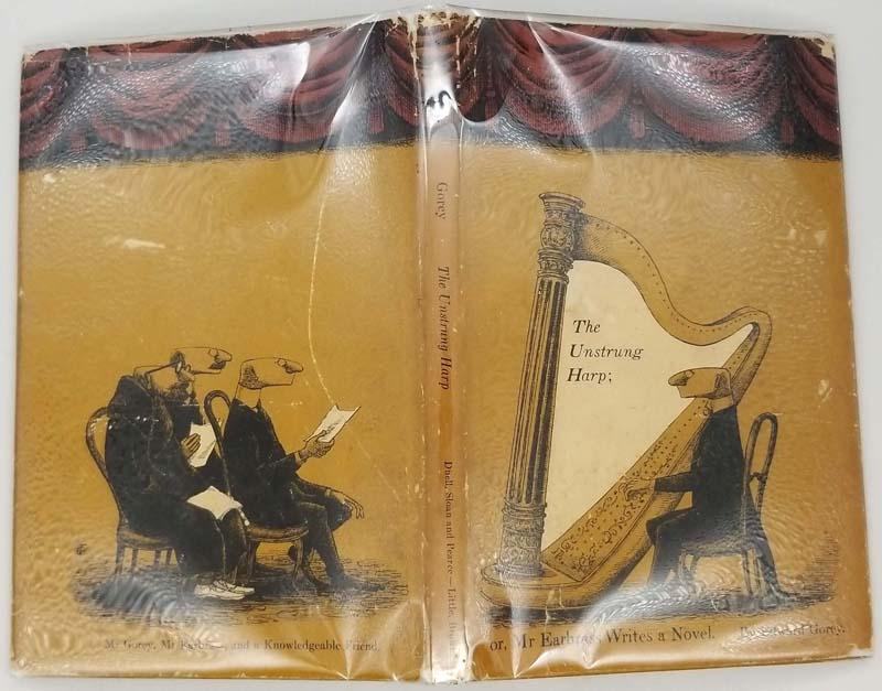 The Unstrung Harp - Gorey, Edward 1953