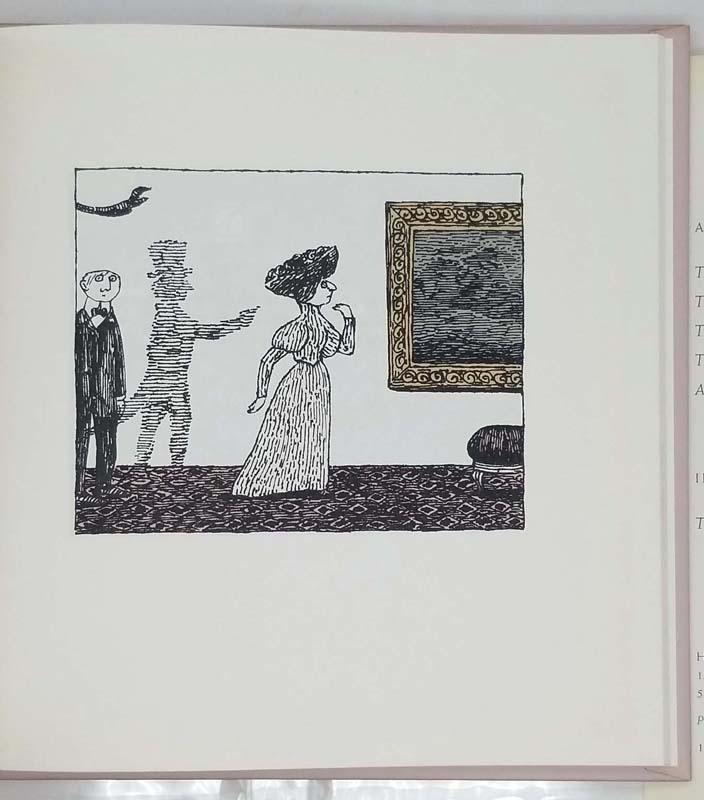 The Haunted Tea-Cosy - Edward Gorey 1997