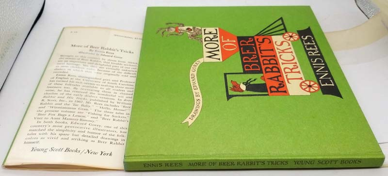 More of Brer Rabbit's Tricks - Edward Gorey 1968