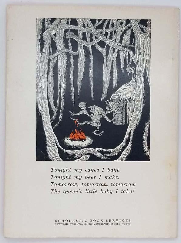 Rumpelstiltskin - Edward Gorey 1973
