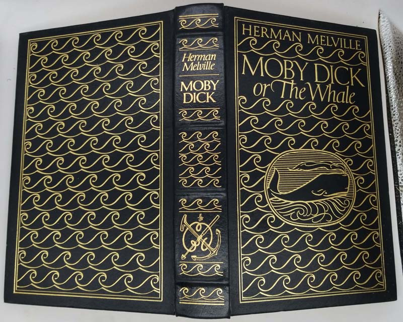 Moby Dick - Herman Melville | Easton Press