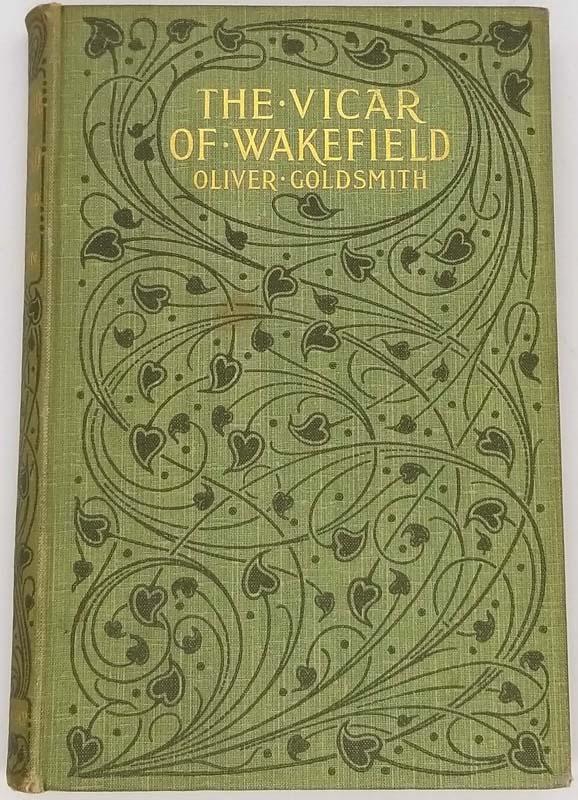 The Vicar of Wakefield - Hugh Thompson 1894