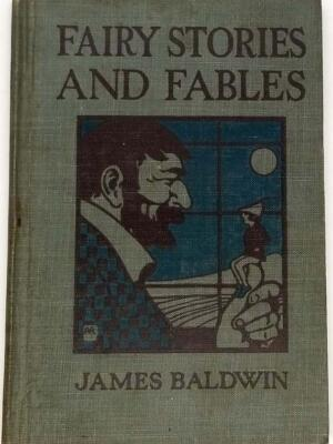Fairy Stories & Fables - James Baldwin 1923
