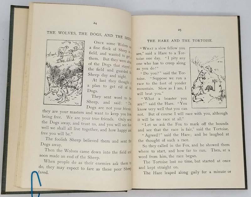 Fairy Stories & Fables - James Baldwin 1923