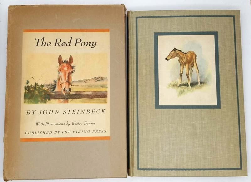 The Red Pony - John Steinbeck 1945