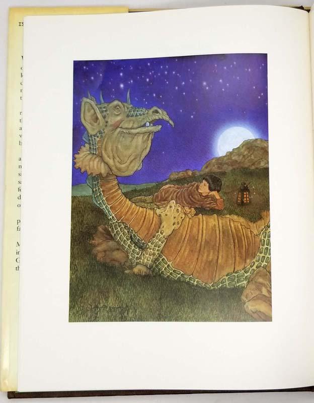 The Reluctant Dragon - Michael Hague