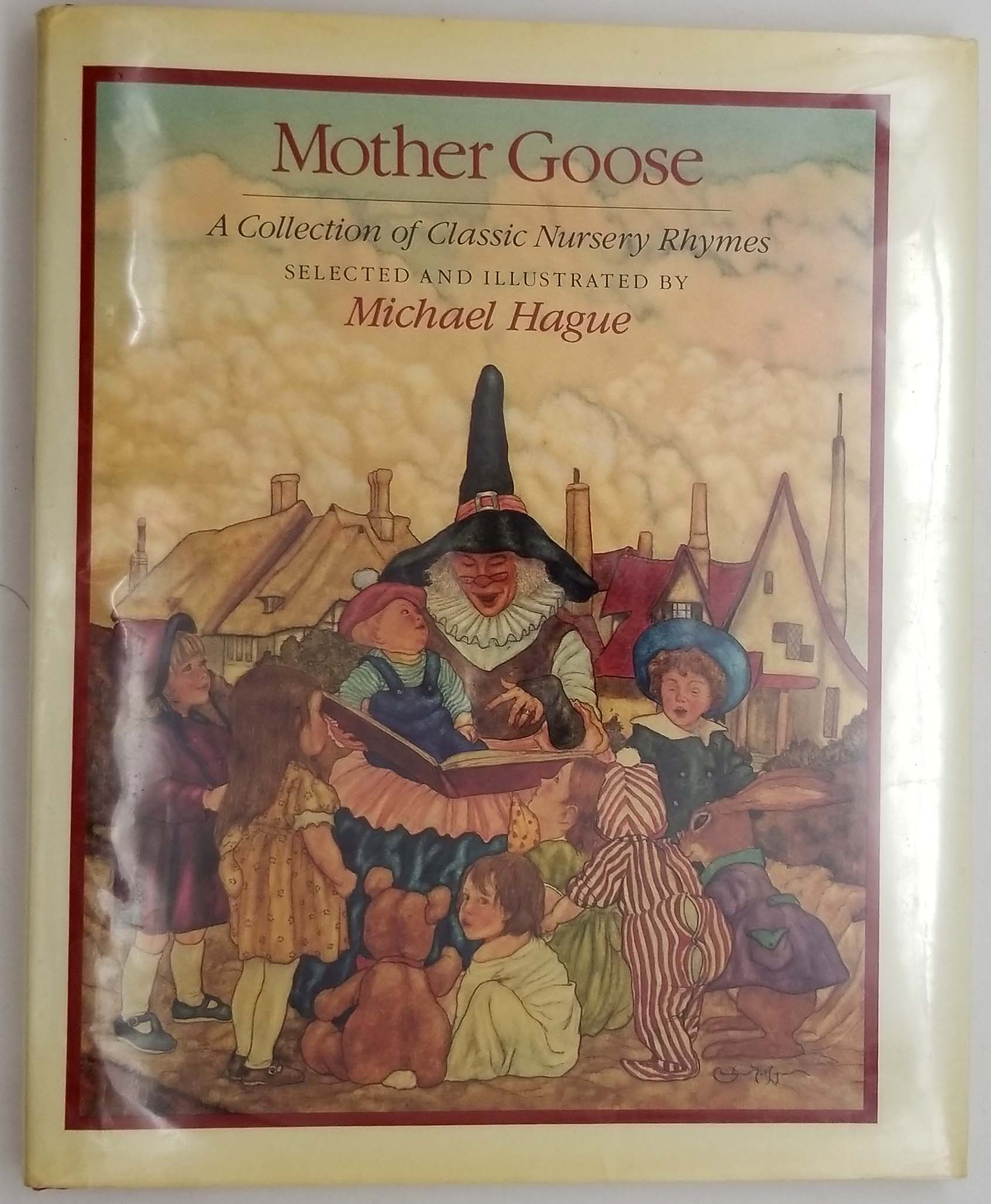 Mother Goose - Michael Hague 1984
