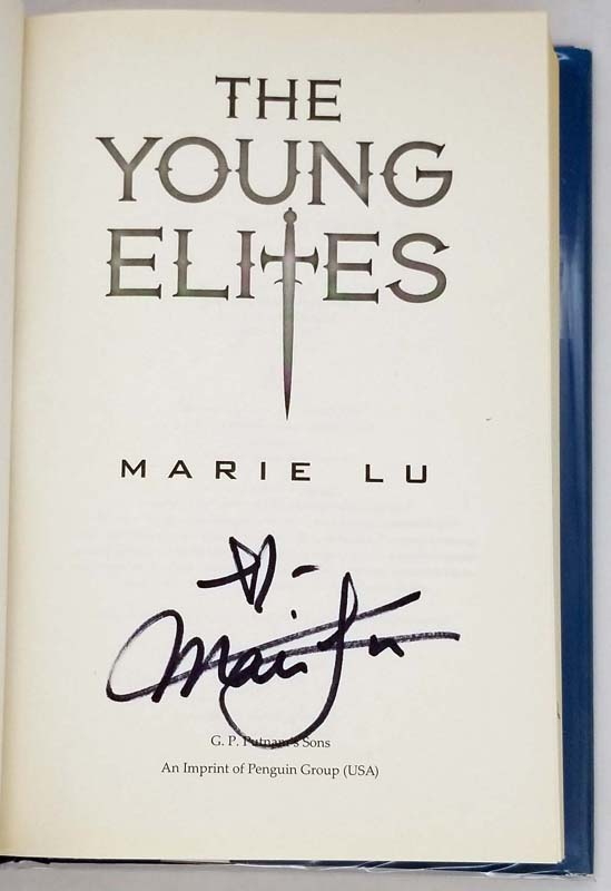 The Young Elites - Marie Lu 2014