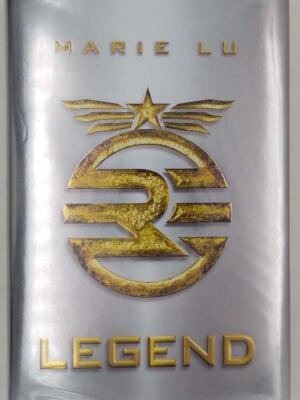 Legend - Marie Lu 2011