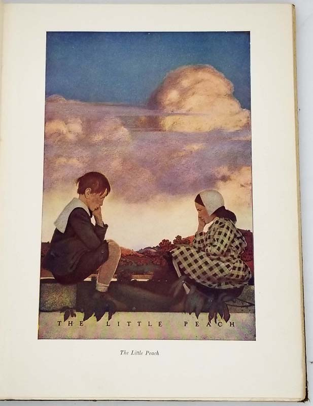 Poems of Childhood - Maxfield Parrish 1904