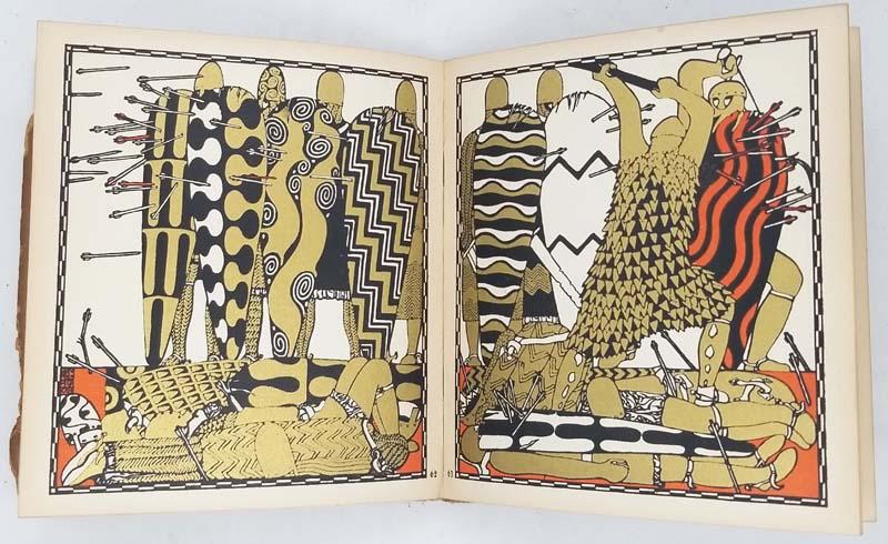 Die Nibelungen - Carl Otto Czeschka 1920