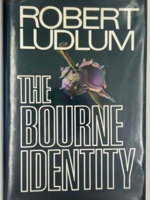 The Bourne Identity - Robert Ludlum 1980