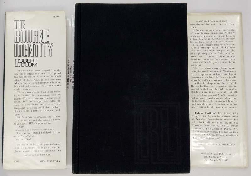 The Bourne Identity - Robert Ludlum 1980