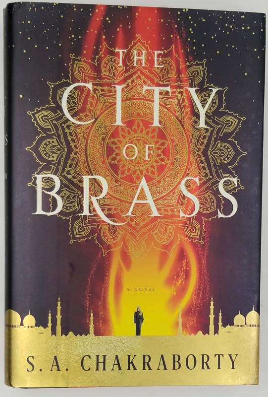 The City of Brass - S. A. Chakraborty 2017