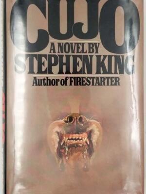 Cujo - Stephen King 1981