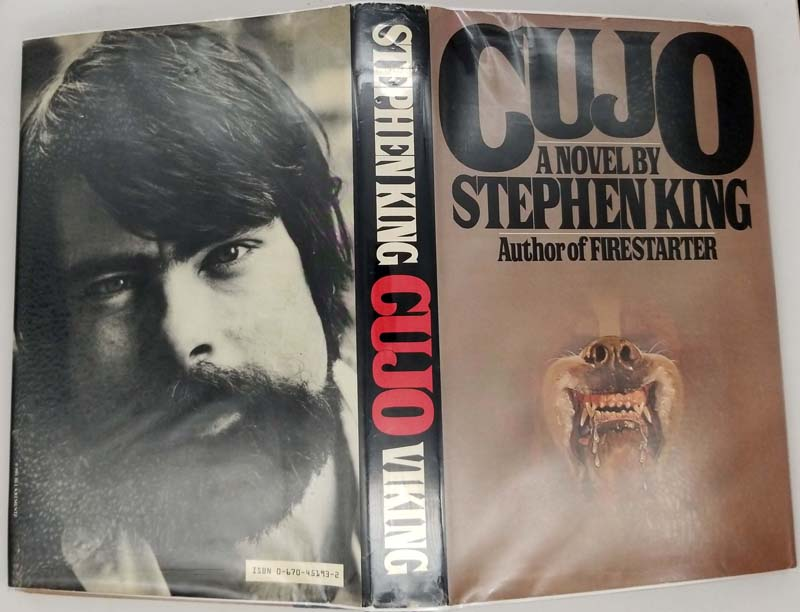 Cujo - Stephen King 1981