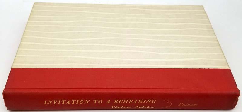 Invitation to a Beheading - Vladimir Nabokov 1959
