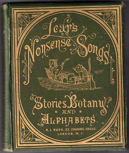 Edward Lear Nonsense-Songs 1875